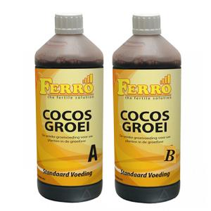 Cocos Groei